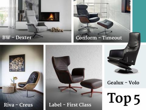 ontspannen wonen met interieur paauwe is genieten van kwaliteits zitmeubelen onze top 5 relax fauteuils kenmerkt mooie materialen perfect comfort en