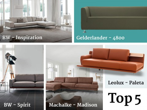 Machalke Design Bank.Banken Top 5 Interieur Paauwe Zonnemaire