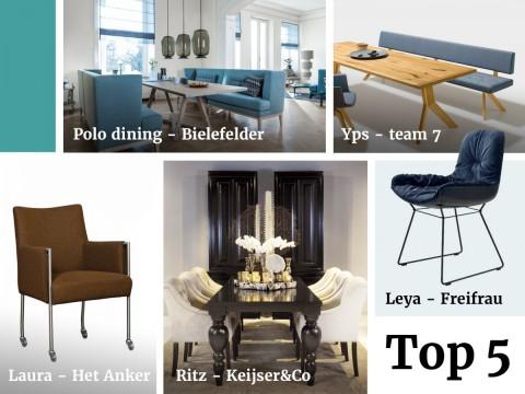 Comfortabele Luxe Fauteuil.Eetkamerstoel Top 5 Interieur Paauwe Zonnemaire