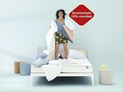Auping Summersale | Interieur Paauwe Zonnemaire
