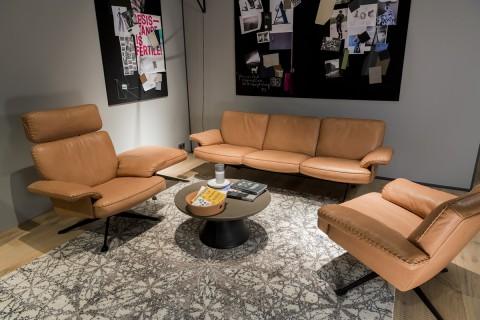 Design klassieker van De Sede | Interieur Paauwe Zonnemaire