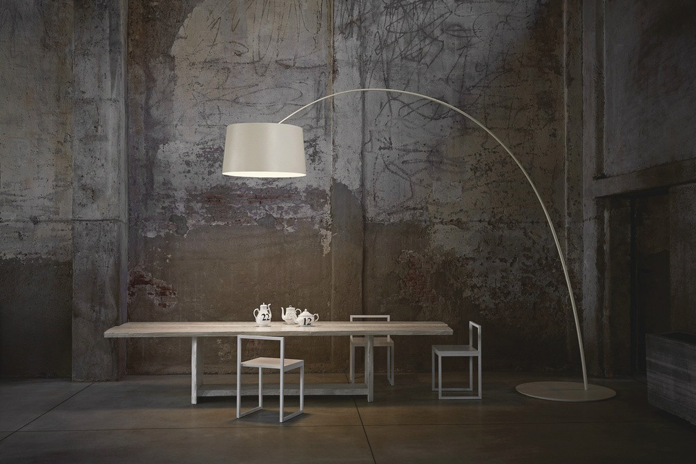 Foscarini interieur paauwe zonnemaire for Interieur paauwe