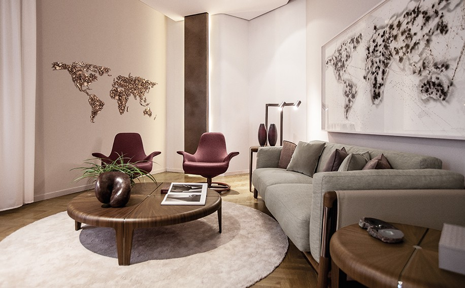 Giorgetti | Interieur Paauwe Zonnemaire