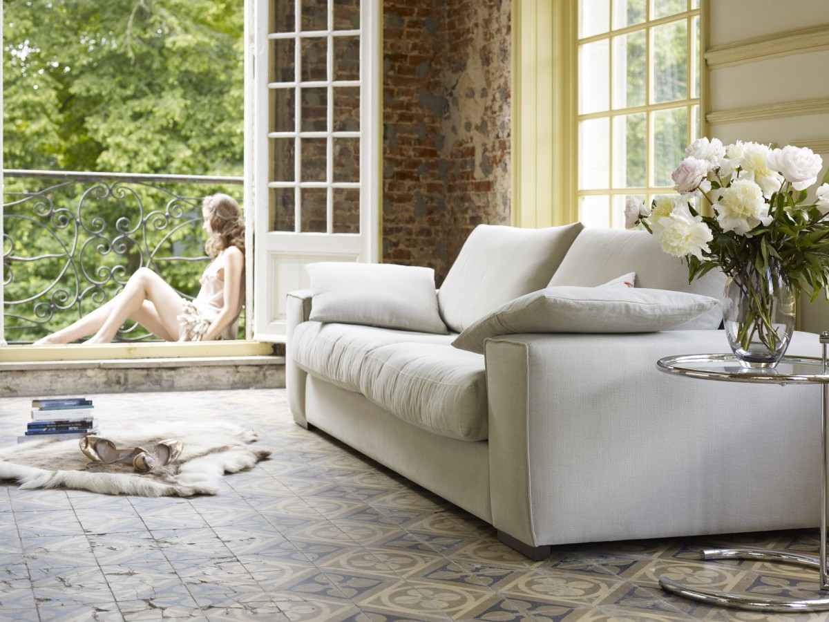 Natural living interieur paauwe zonnemaire