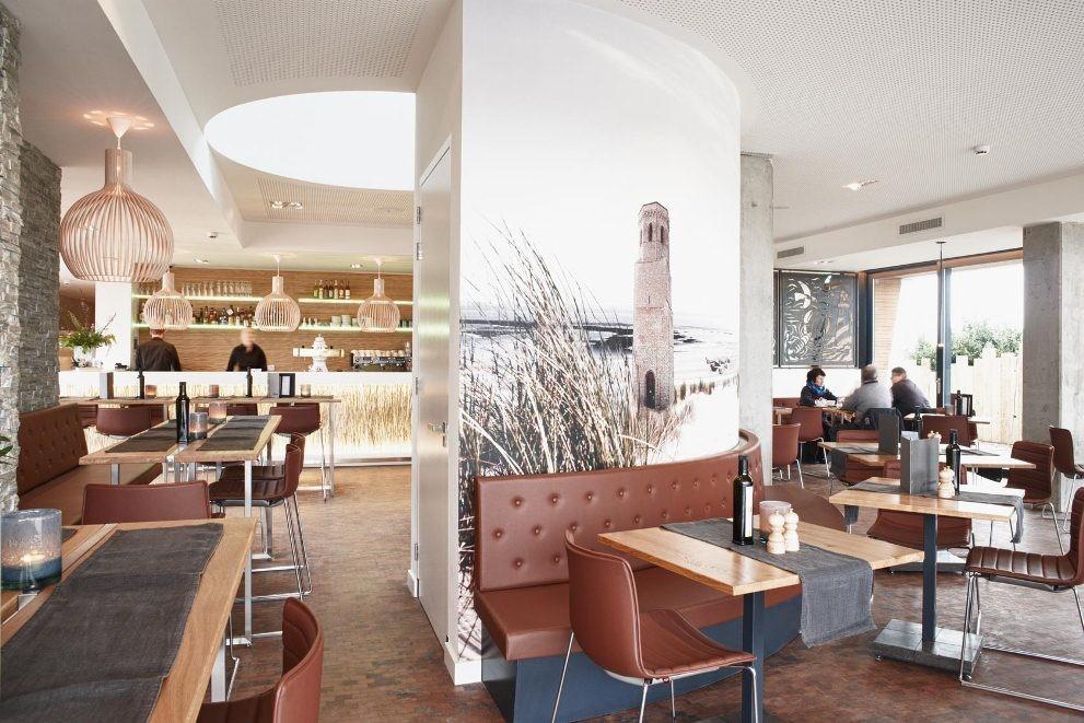 Uniek restaurant met unieke inrichting interieur paauwe for Inrichting interieur